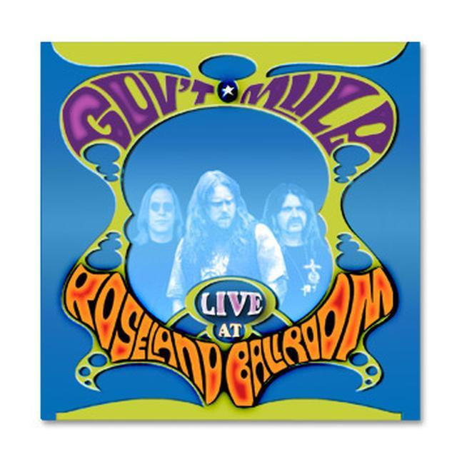 Gov't Mule - Live at Roseland Ballroom CD