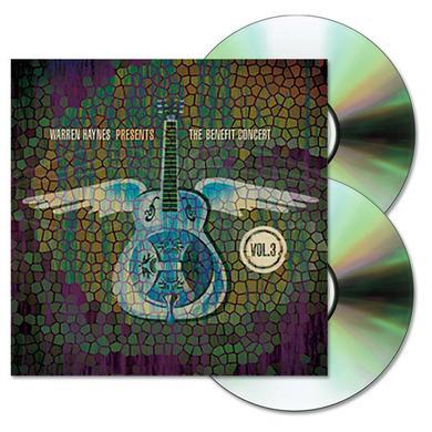Govt Mule Warren Haynes Presents: The 2001 Benefit Concert Volume 3 2-CD Set