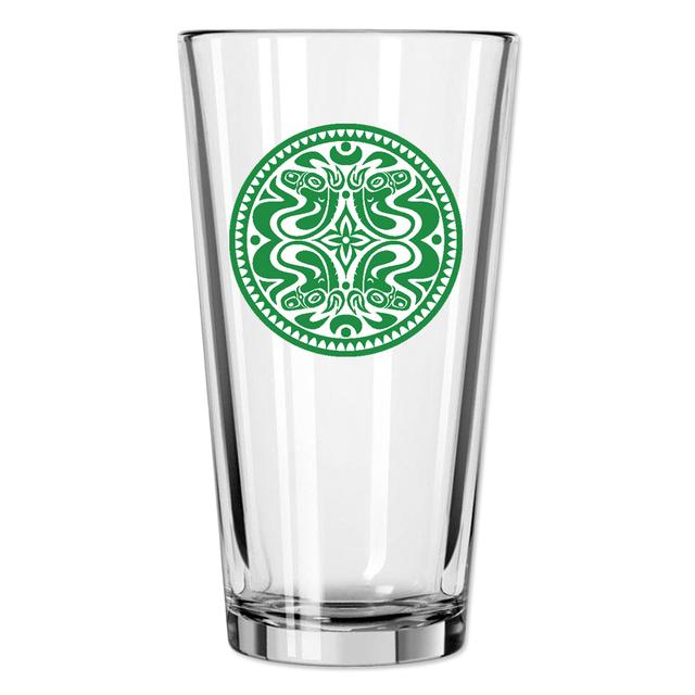 Gov't Mule Green Dose Pint Glass - Mule Webstore Exclusive