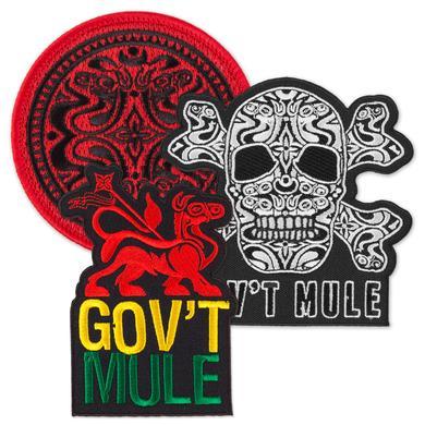 Govt Mule Patch Bundle
