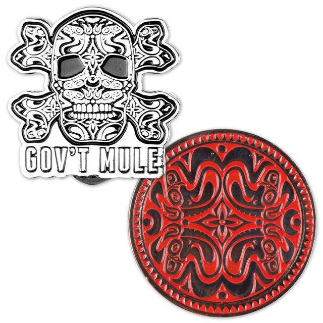 Govt Mule Pin Bundle