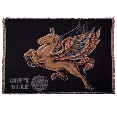 Gov't Mule Flying Mule Blanket