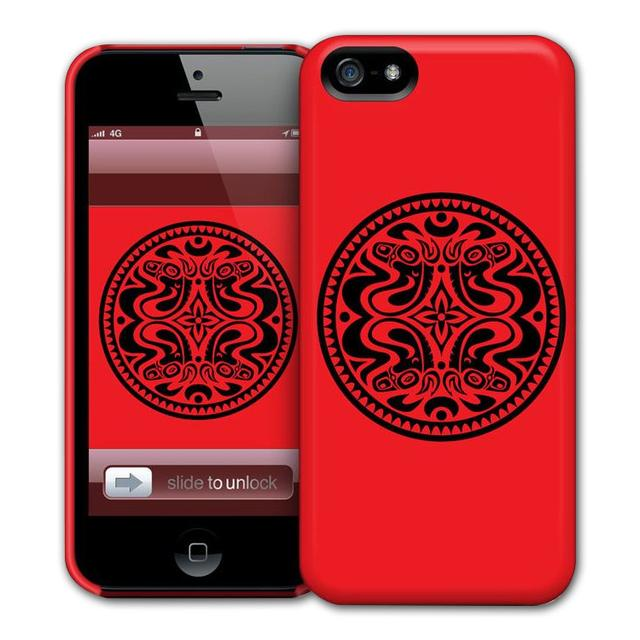Gov't Mule Red Dose Logo iPhone 5/5s Case