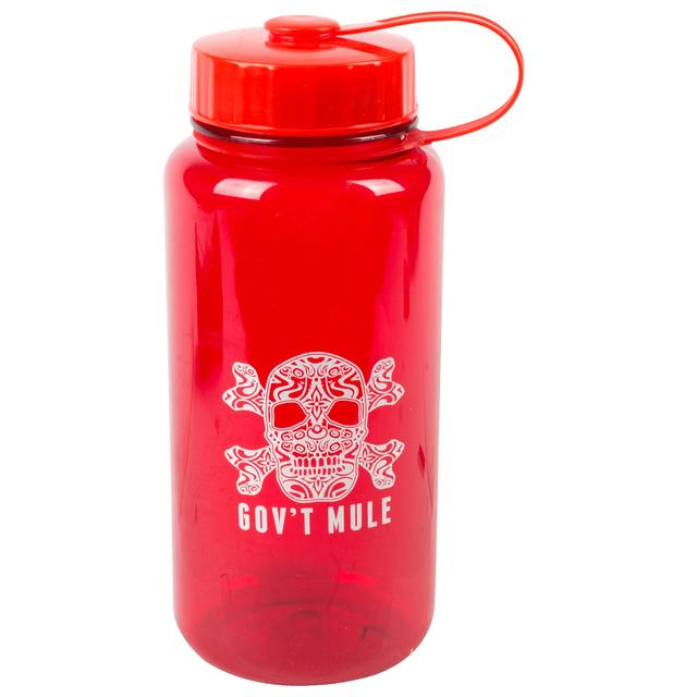 Govt Mule Mule & Crossbones Water Bottle