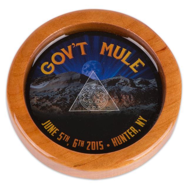 Govt Mule Dark Side of the Mule Event Coasters