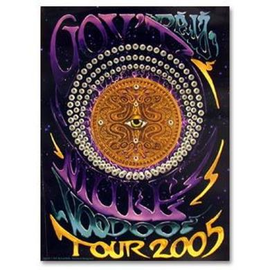 Gov't Mule 2005 Winter Tour Poster