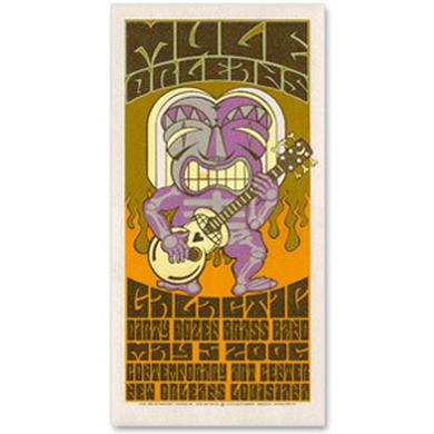 Gov't Mule May 2006 Mule Orleans Event Poster