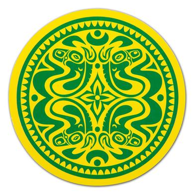 Gov't Mule Green/Yellow Dose Sticker