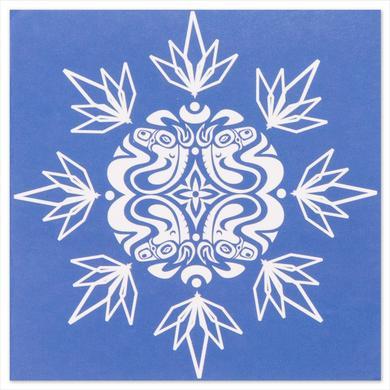 Gov't Mule Snowflake Sticker
