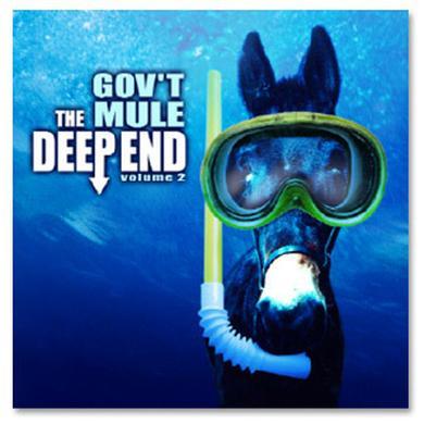 Gov't Mule - The Deep End Volume 2 CD