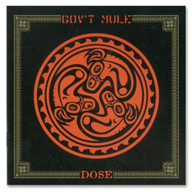 Gov't Mule - Dose CD