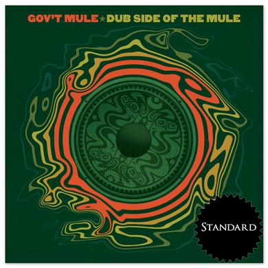 Govt Mule Dub Side Standard CD