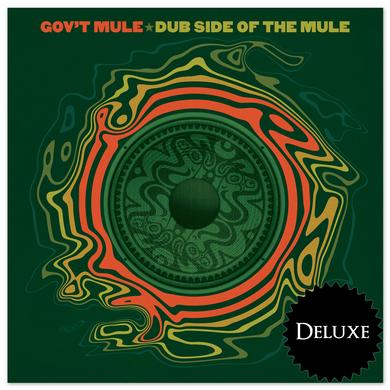 Govt Mule Dub Side Deluxe 3-CD/DVD Set