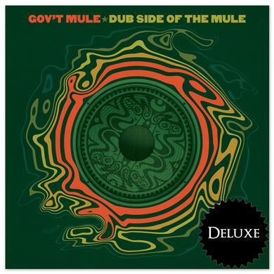 Govt Mule Dub Side Deluxe 3-CD/DVD Set