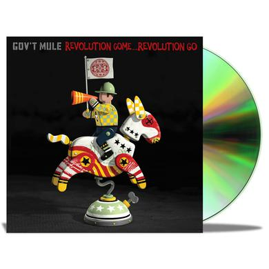 Gov't Mule Revolution Come...Revolution Go CD