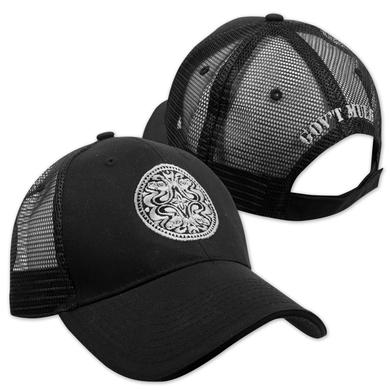 Govt Mule Gov't Mule Black Trucker Hat