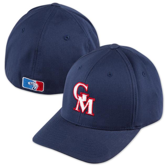 Gov't Mule GM Logo Baseball Hat