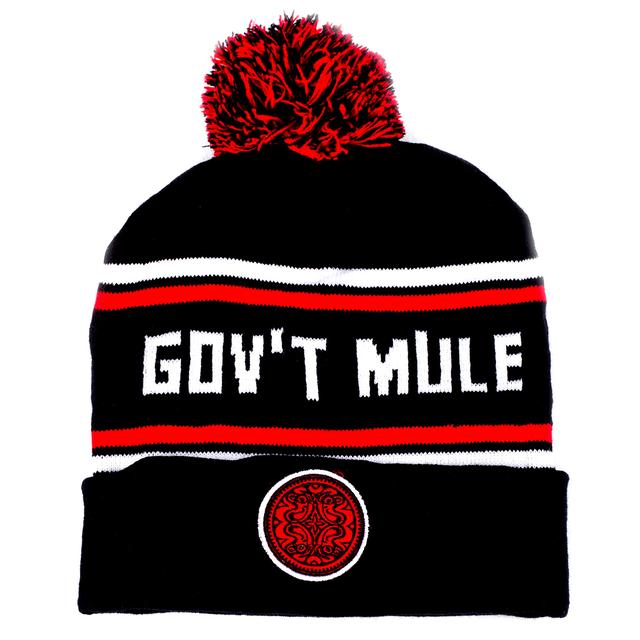 Govt Mule Winter Pom Pom Hat