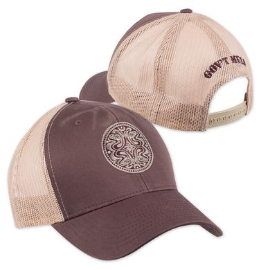 Govt Mule Brown Trucker Hat