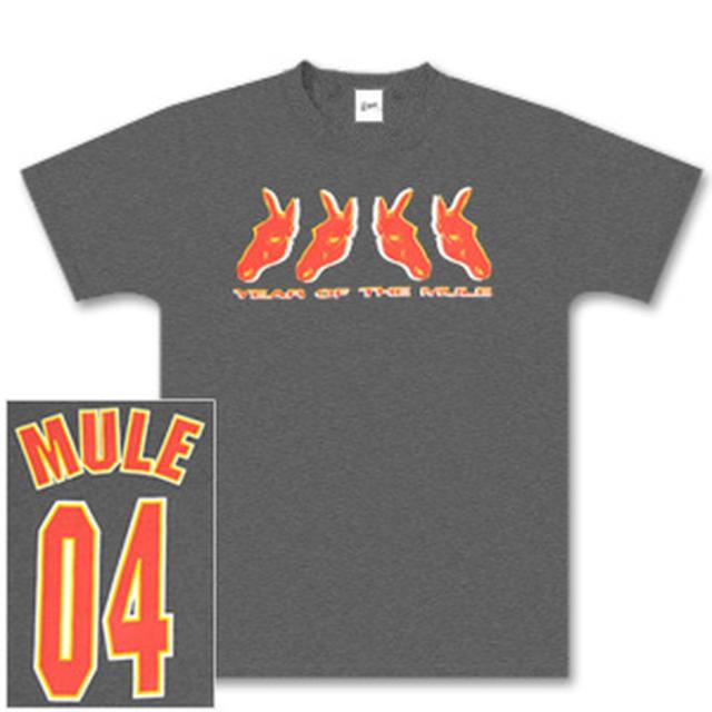 Gov't Mule Quadruple Mule Logo T-Shirt