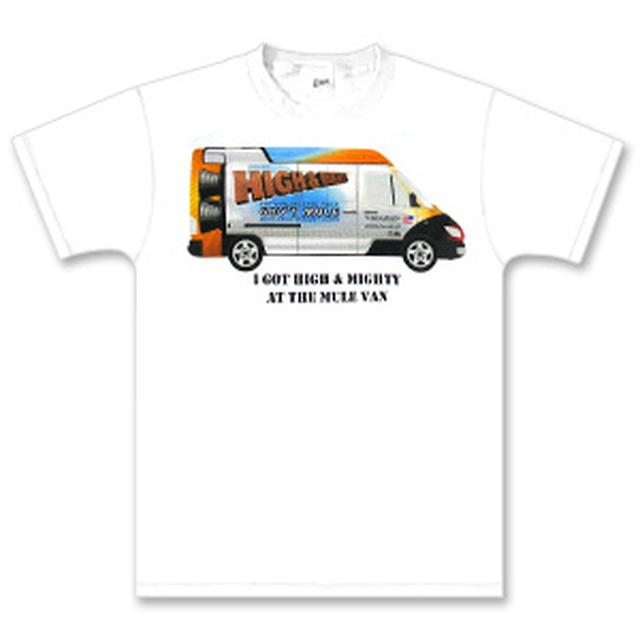 Gov't Mule High & Mighty Van Logo T-Shirt