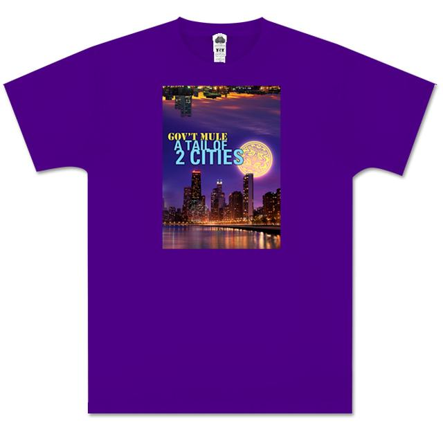 Gov't Mule Tail of Two Cities T-Shirt