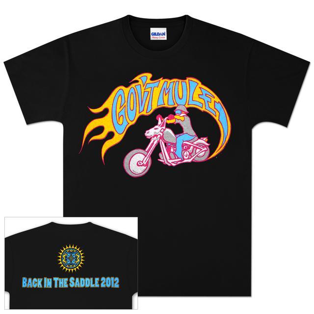 Gov't Mule Motorcycle Mule T-Shirt