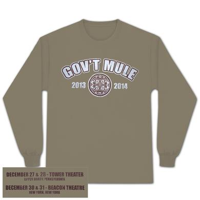 Gov't Mule 2013-2014 Long-Sleeve T-Shirt