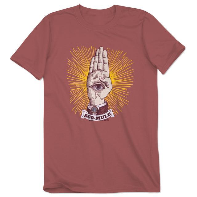 Gov't Mule Sco-Mule Hand Logo T-Shirt
