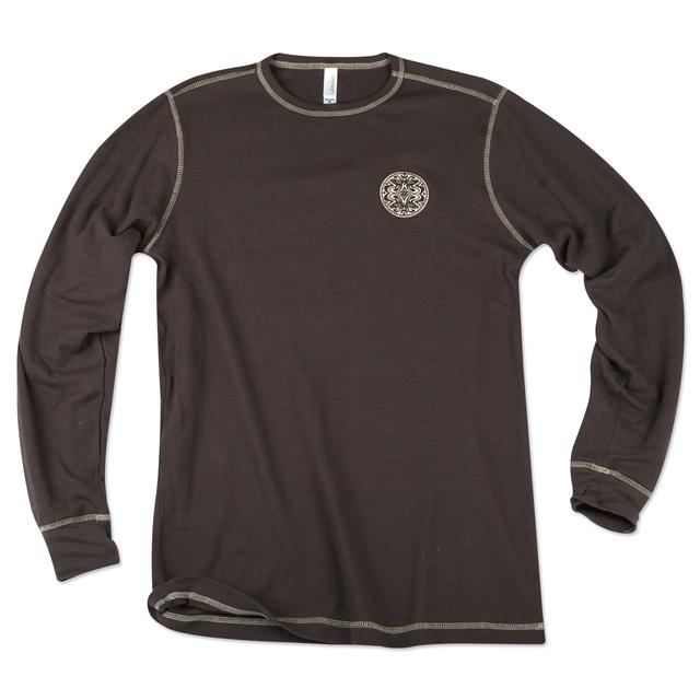Govt Mule Gov't Mule L/S Brown Thermal Shirt