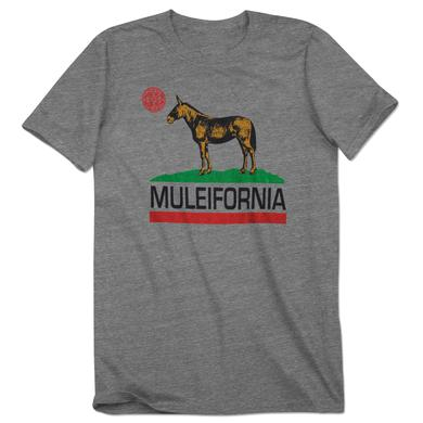 Muleifornia Gov't Mule August 2016 Tour T-Shirt
