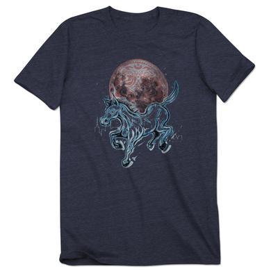 Govt Mule Blue Icy Mule T-Shirt