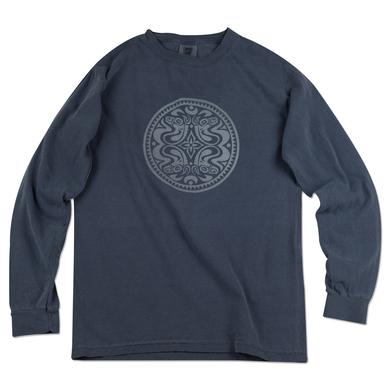 Govt Mule New Year's Eve Navy Long Sleeve Dose Tee