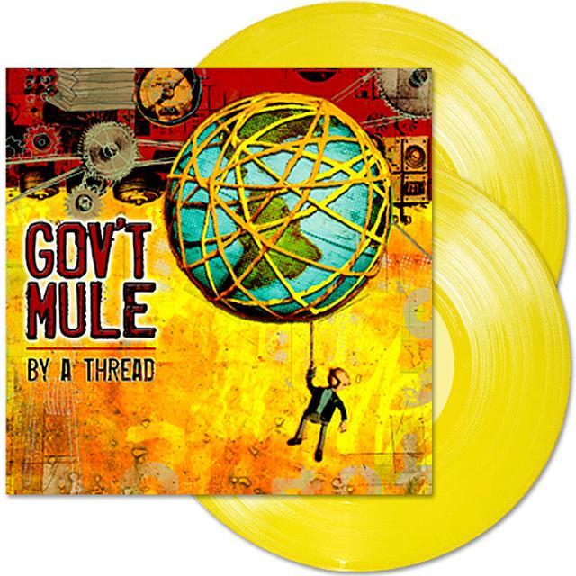 Gov't Mule - By a Thread Vinyl LP