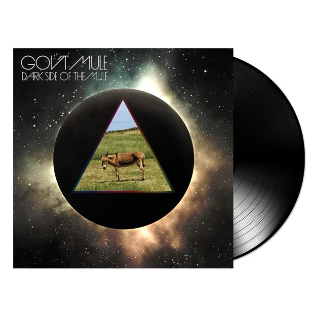 Gov't Mule Dark Side Of the Mule LP (Vinyl)
