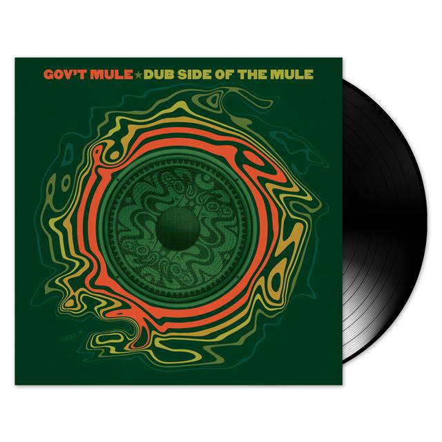 Govt Mule Dub Side LP (Vinyl)