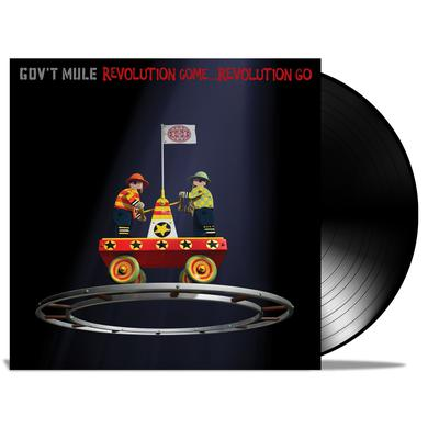 Gov't Mule Revolution Come...Revolution Go Signed Double Vinyl