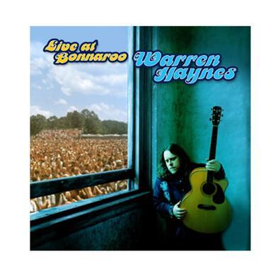 Govt Mule Warren Haynes - Live At Bonnaroo CD