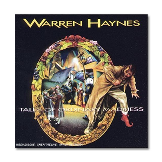 Govt Mule Warren Haynes - Tales of Ordinary Madness CD
