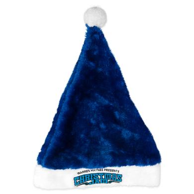 Govt Mule Warren Haynes Christmas Jam 25 Santa Hat