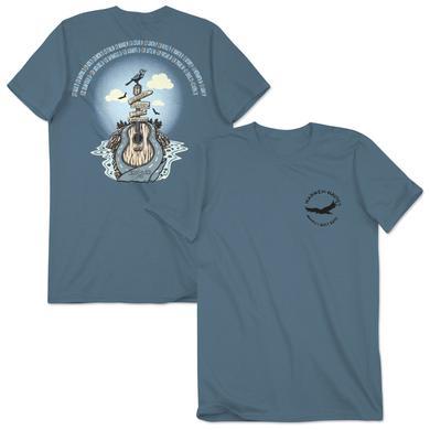 Govt Mule Warren Haynes 2016 Tour Guitar Highway Logo T-Shirt