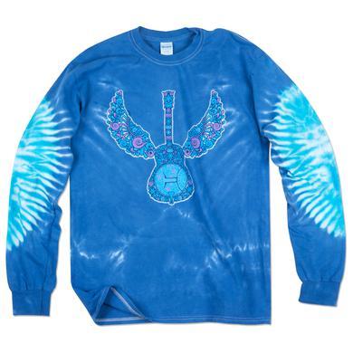 Govt Mule Warren Haynes 2016 Christmas Jam Tie Dye T-Shirt