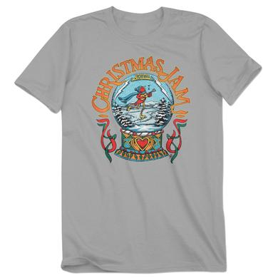 Govt Mule Warren Haynes 2016 Christmas Jam Sno Globe T-Shirt