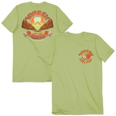 Govt Mule Warren Hayens on the Rocks Roses T-Shirt