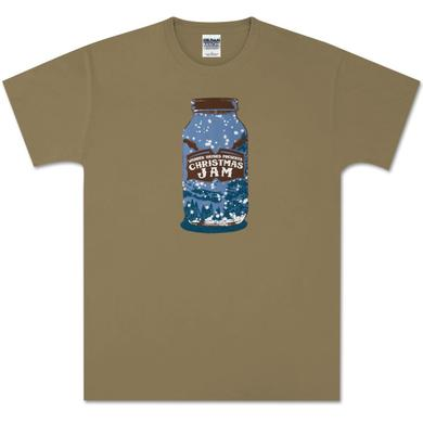 Govt Mule Warren Haynes Xmas Jam 2009 Jar Logo T-Shirt