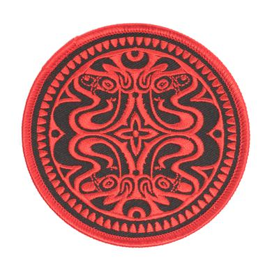 Govt Mule Red & Black Quattro Dose Patch
