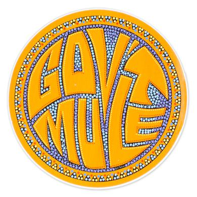 Govt Mule Dot Sticker