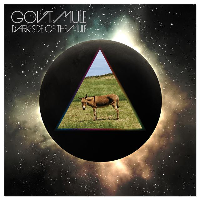 Gov't Mule Dark Side Of The Mule (Deluxe 3-CD Set, w/ Bonus DVD)