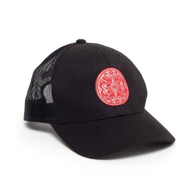 Govt Mule Black Dose Trucker Hat