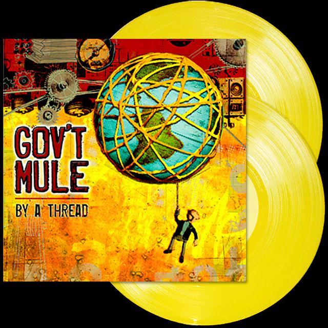 Govt Mule By a Thread Vinyl LP